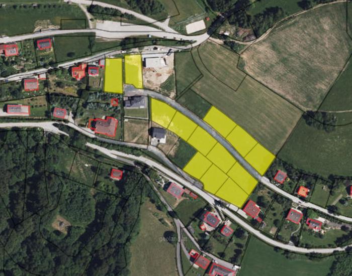Freie Bauplätze der Marktgemeinden Hochneukirchen-Gschaidt