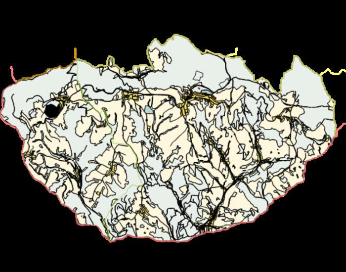 Flächenwidmungsplan der Marktgemeinden Hochneukirchen-Gschaidt